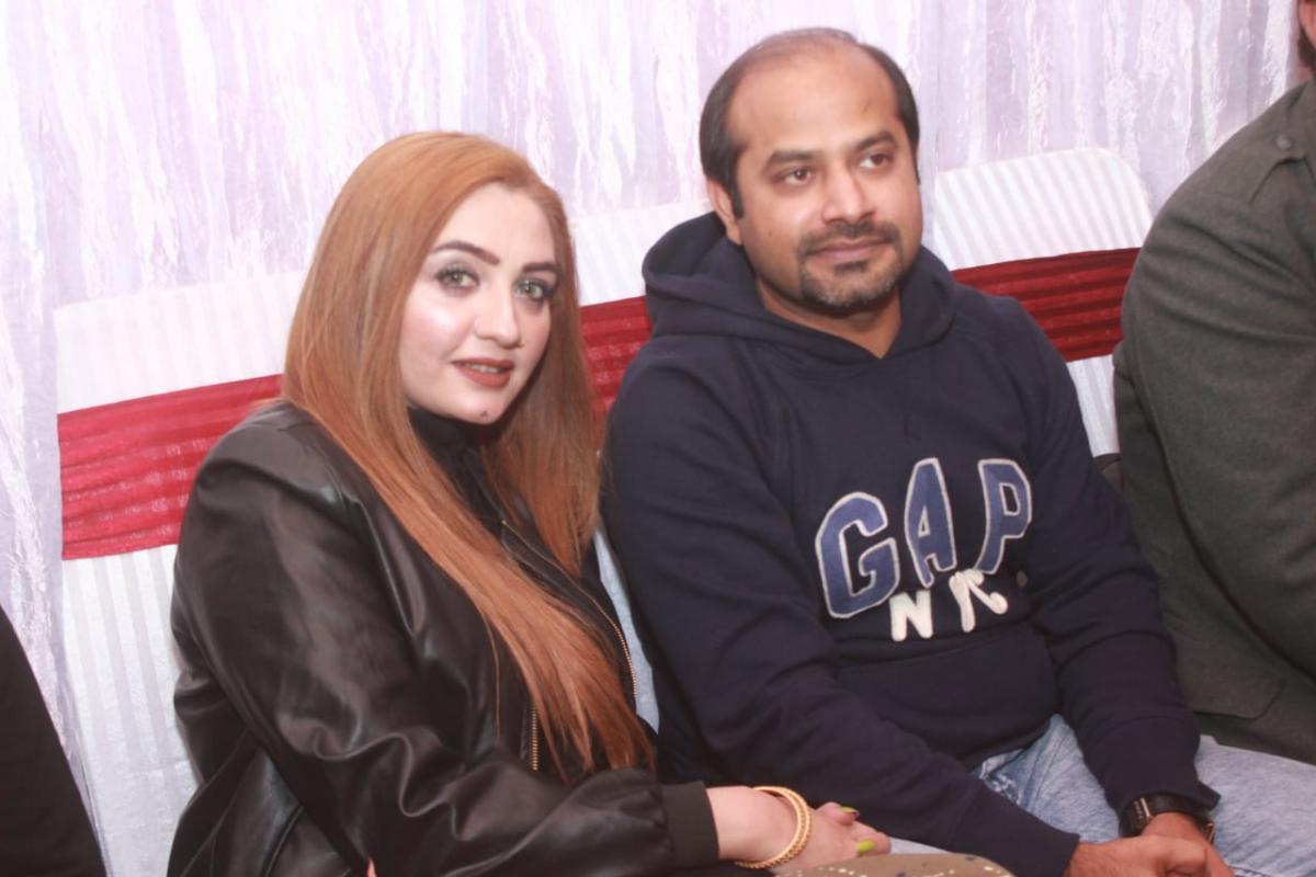 ماڈل بیا خان کی سالگرہ 3