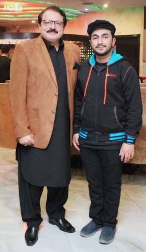 اداکار،اشرف خان 7