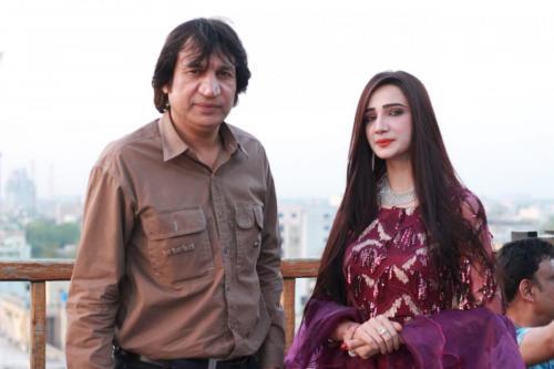 اداکارہ و ماڈل لائبہ علی5