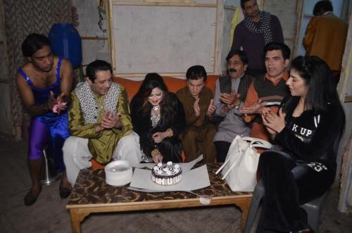 ماڈل، اداکارہ، گلوکارہ''غزل شاہ20