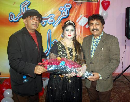 ماڈل، اداکارہ، گلوکارہ''غزل شاہ5