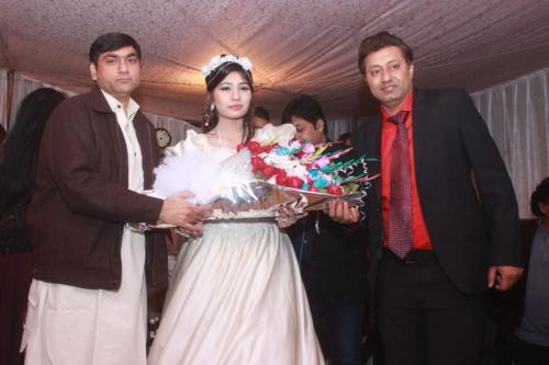 ماڈل بیا خان کی سالگرہ 14