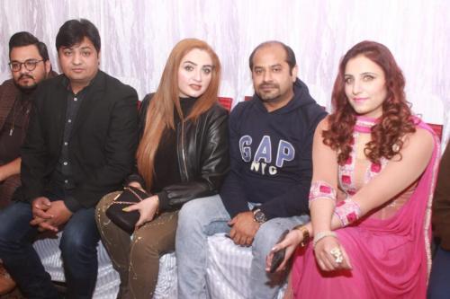 ماڈل بیا خان کی سالگرہ 16