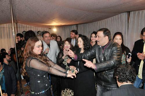 ماڈل بیا خان کی سالگرہ 2