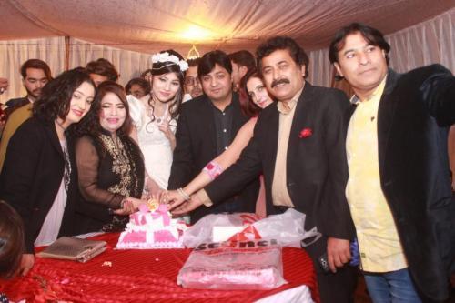 ماڈل بیا خان کی سالگرہ 20