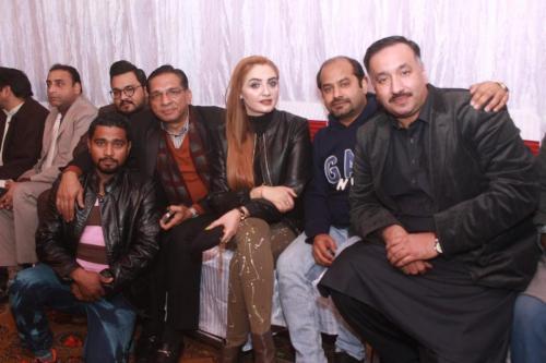 ماڈل بیا خان کی سالگرہ 22