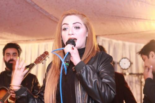 ماڈل بیا خان کی سالگرہ 25