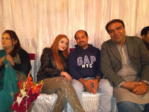 ماڈل بیا خان کی سالگرہ 32