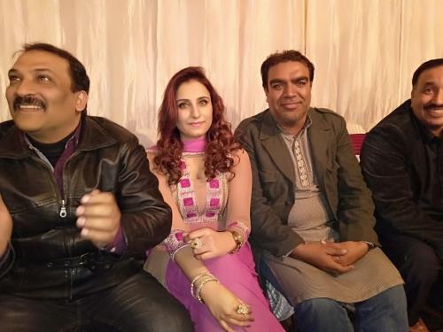 ماڈل بیا خان کی سالگرہ 6