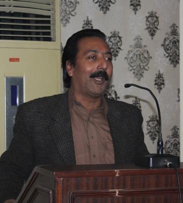 معروف شاعر خالد شریف2