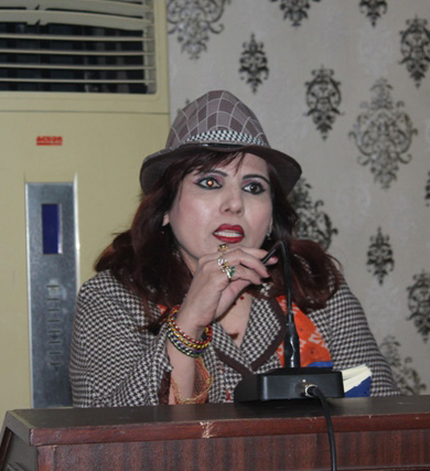 معروف شاعر خالد شریف3
