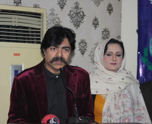 معروف شاعر خالد شریف 24