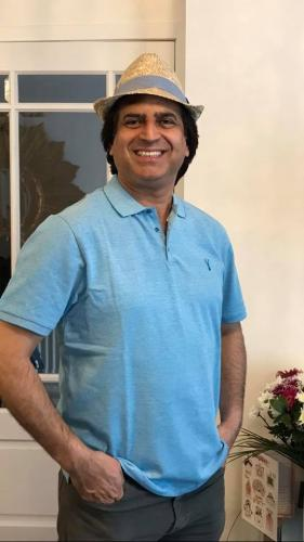 پروڈیوسر، اداکار اسلم حسن