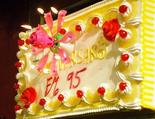 سالگرہ تقریب ایف ایم95پنجاب رنگ