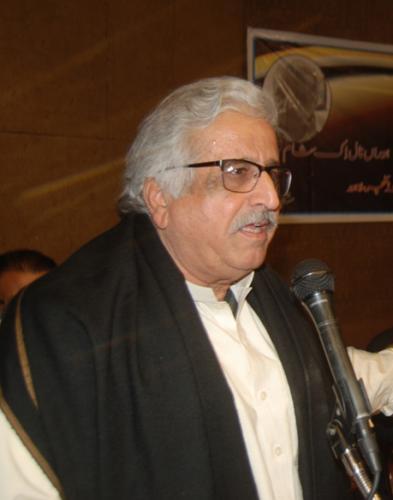 dr nasir balouch